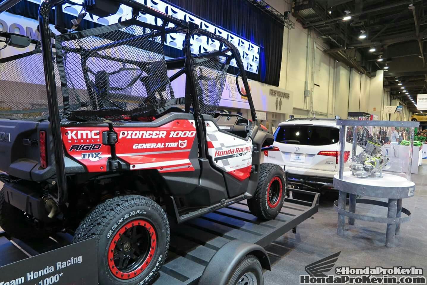 130+ Custom Honda Pioneer 1000 Pictures - Lifted / Wheels & Tires!