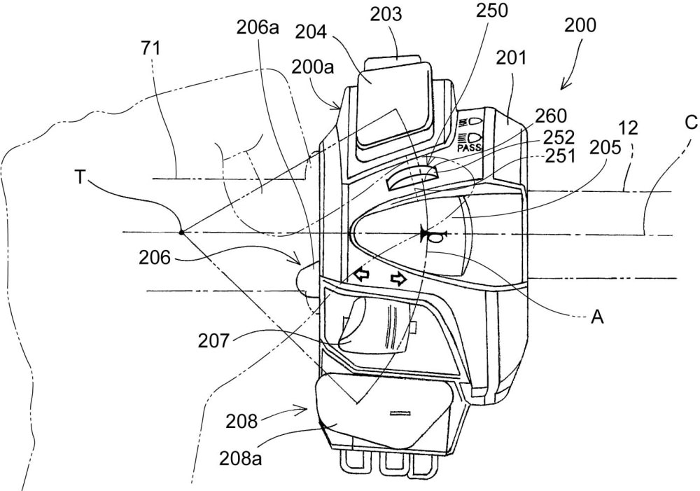 2018 Honda Gold Wing = DCT Automatic... Motorcycle Patents ...
