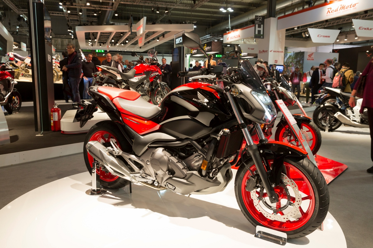 honda motorcycles concept bikes pictures  eicma honda pro kevin