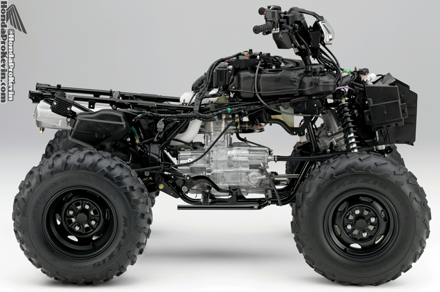 2016 Honda Foreman 500 ATV Frame / Engine - Review / Specs / Price / HP