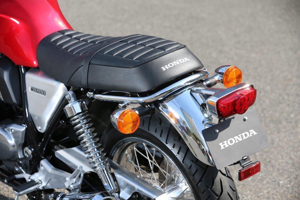 Honda Cb1100 Concept Motorcycle Bike Retro Vintage Custom Cafe Racer Cb 1100 Motorbike Cb1100ex 2