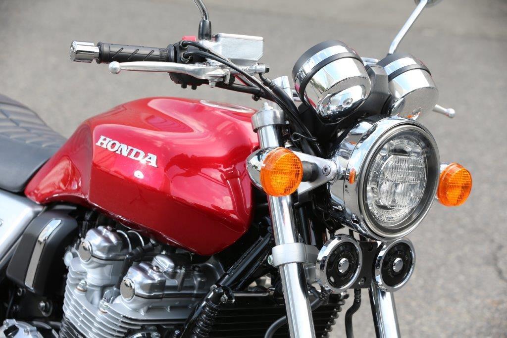 Honda Cb1100 Concept Motorcycle Bike Retro Vintage Custom Cafe Racer Cb 1100 Motorbike Cb1100ex 5