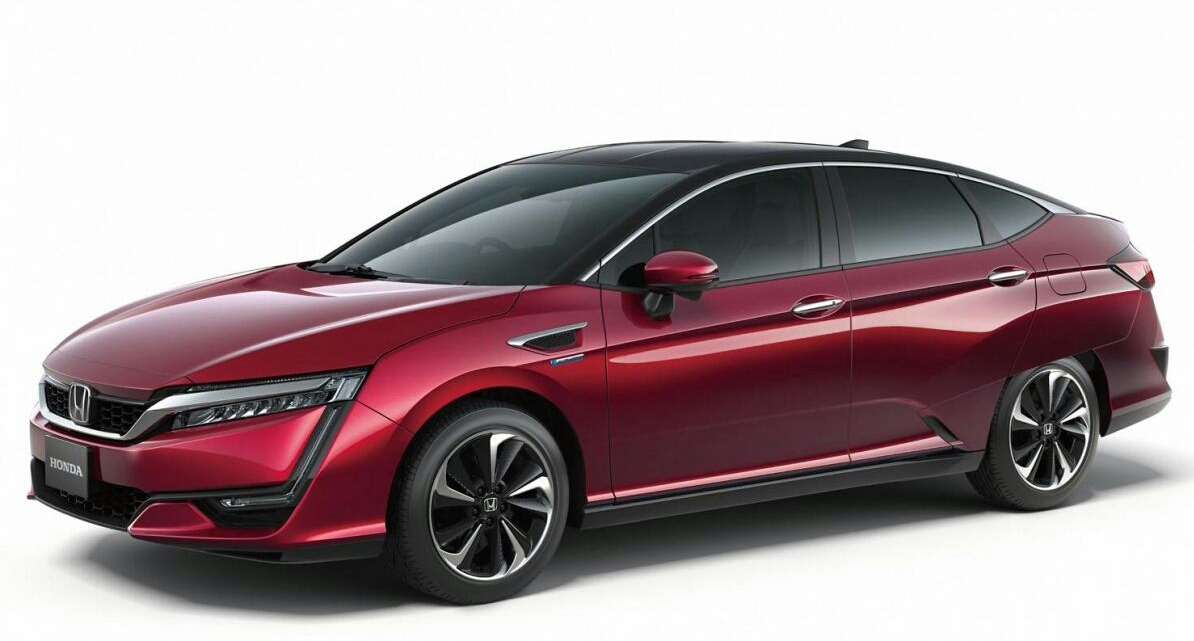 2017 Honda Fcv Hybrid Car Concept Accord Civic Mpg Jpg