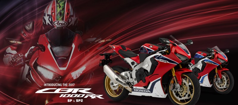 2017 Honda CBR1000RR SP / SP2 Reviews - Spec Differences - CBR 1000 RR SuperSport Sport Bike / Motorcycle
