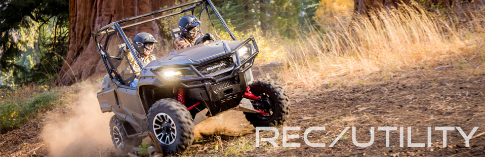 Honda Pioneer Models / Lineup Review & Specs: 1000, 700, 500, 1000-5 and 700-4 | SxS / UTV / Side by Side ATV / Utility Vehicle