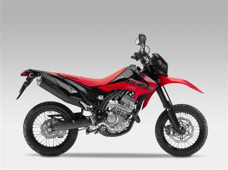 2016 Honda CRF250M Motard / SuperMoto CRF300M USA? New CBR ...