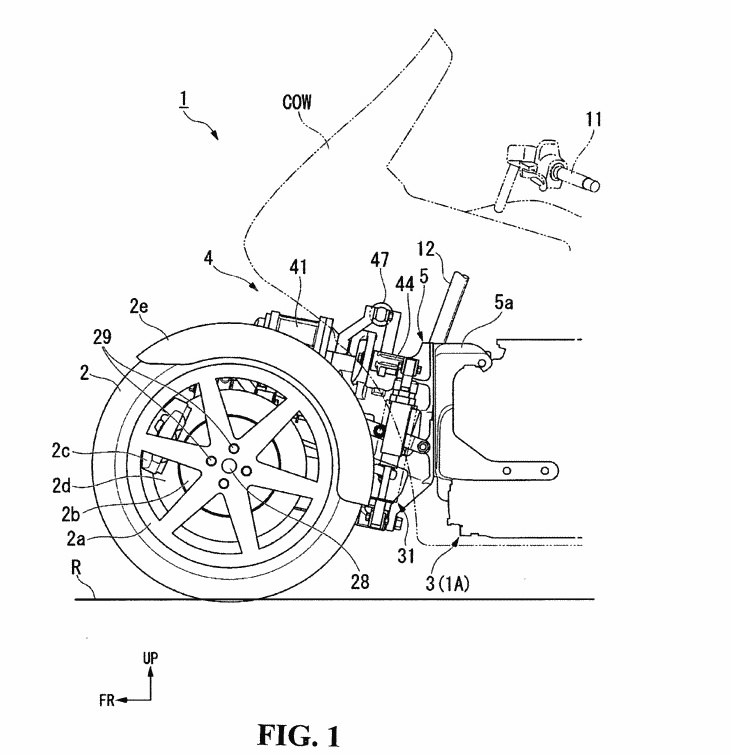 New Honda Motorcycles Neowing 3 Wheels Reverse Trike Bike on 2017 Honda Concept Motorcycles