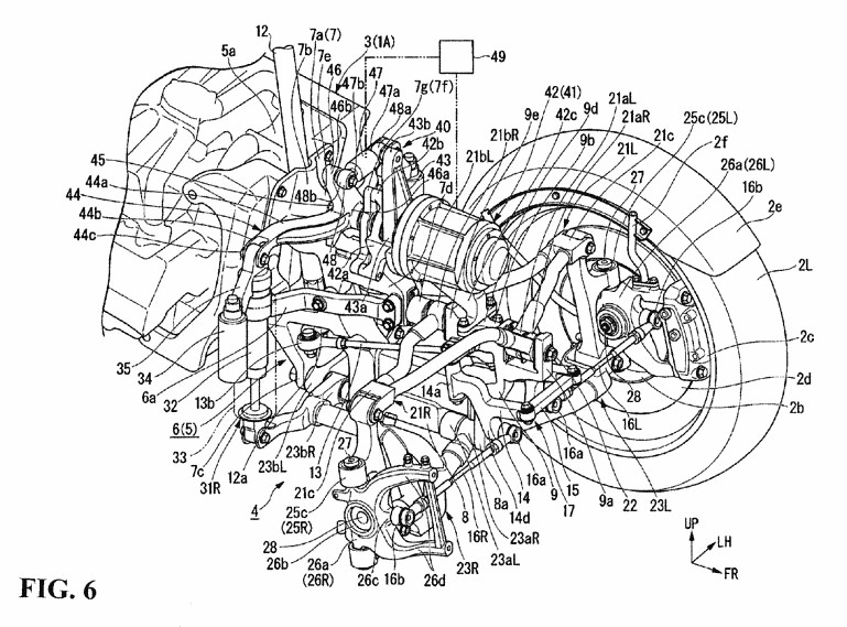 2017    2018 honda neowing motorcycle in the works