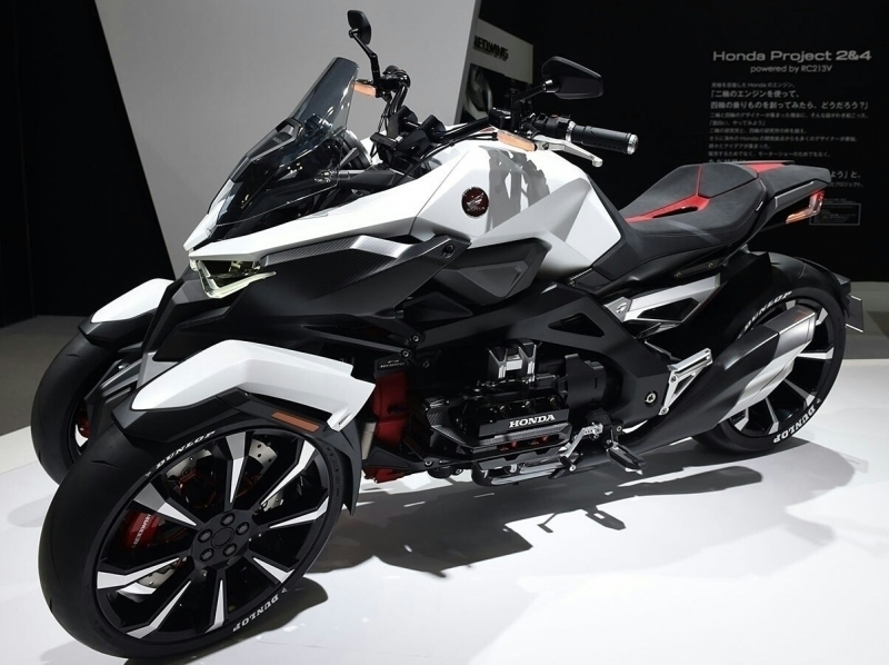Automatic Transmission Motorcycle >> Honda Neo Wing = New 2017 Trike / 3 Wheel Motorcycle? GoldWing Cousin? | Honda-Pro Kevin
