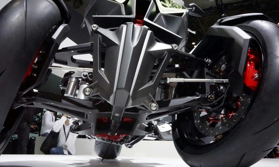 2020 Honda NEOWING Reverse-Leaning Trike on the way? Patents say so…