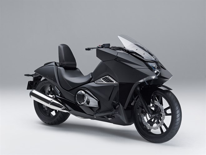 2016 Honda NM4 Vultus Review / Specs - DCT Automatic Motorcycle