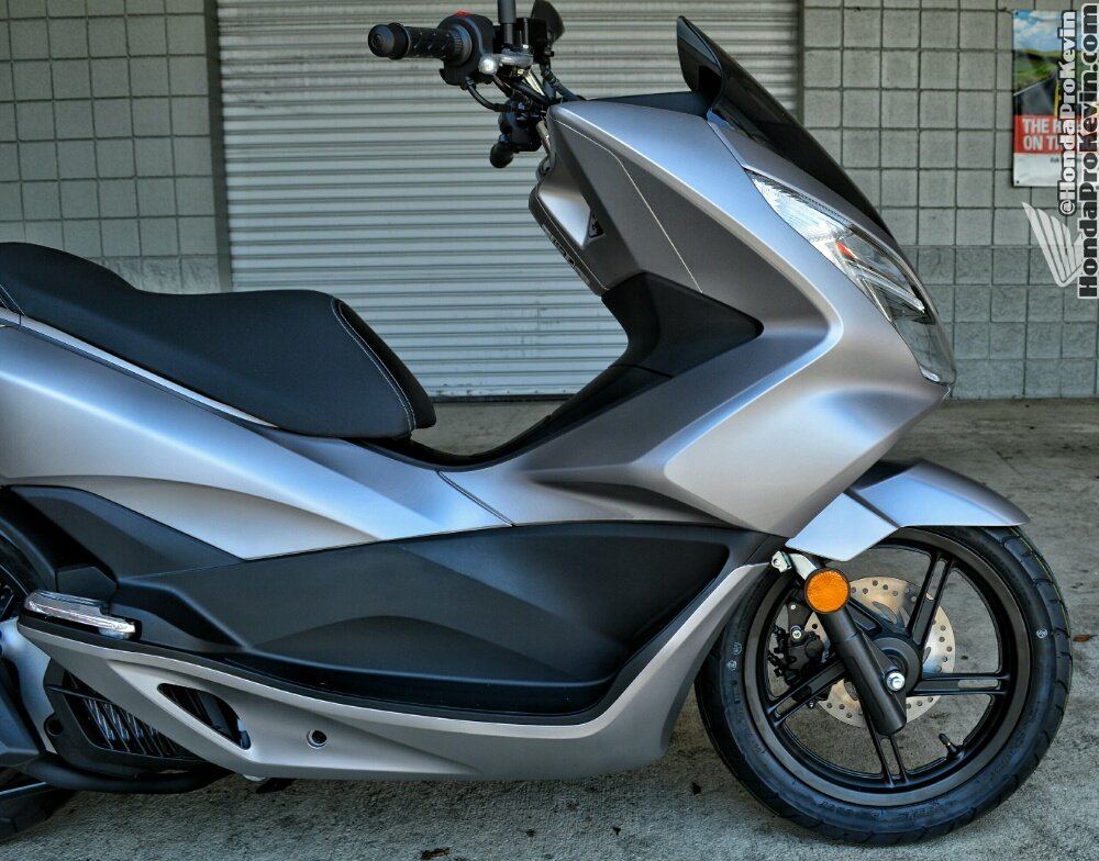 2018 Honda PCX150 Detailed Specifications