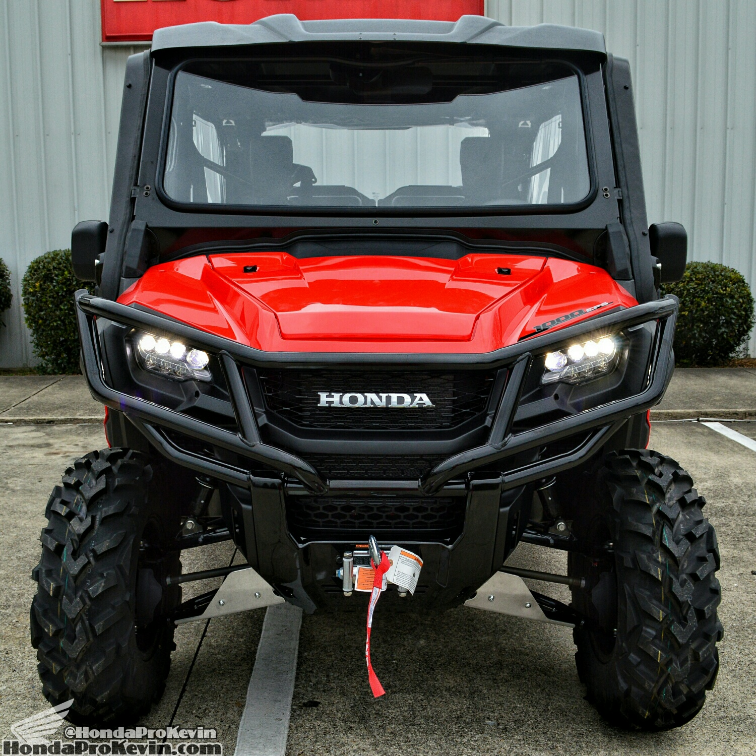 "2016 Honda Pioneer 1000-5 ($9,000+ in Accessories) 29"" Tires / All Weather Package + More ..."