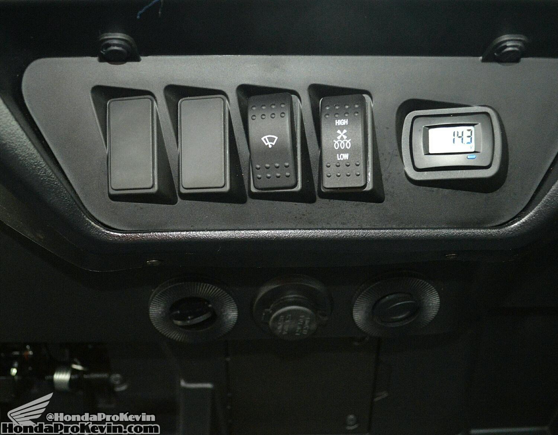 2016 Honda Pioneer 1000-5 ($9,000+ in Accessories) 29 ...