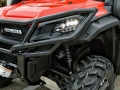 Honda Pioneer 1000 Accessories Bumper & Winch - Side by Side ATV / UTV / SxS / Utility Vehicle 4x4