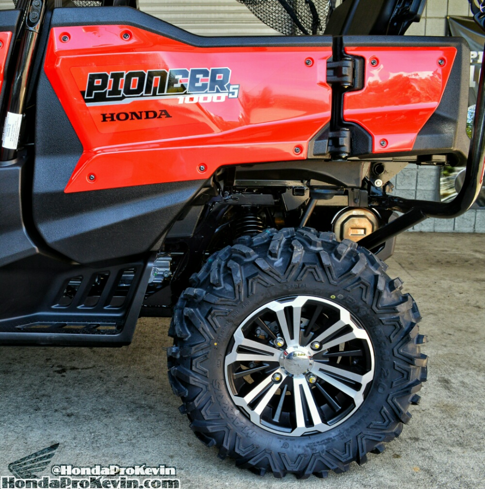 2016 Pioneer 1000 - 5 Drive Review - All New Honda Side by