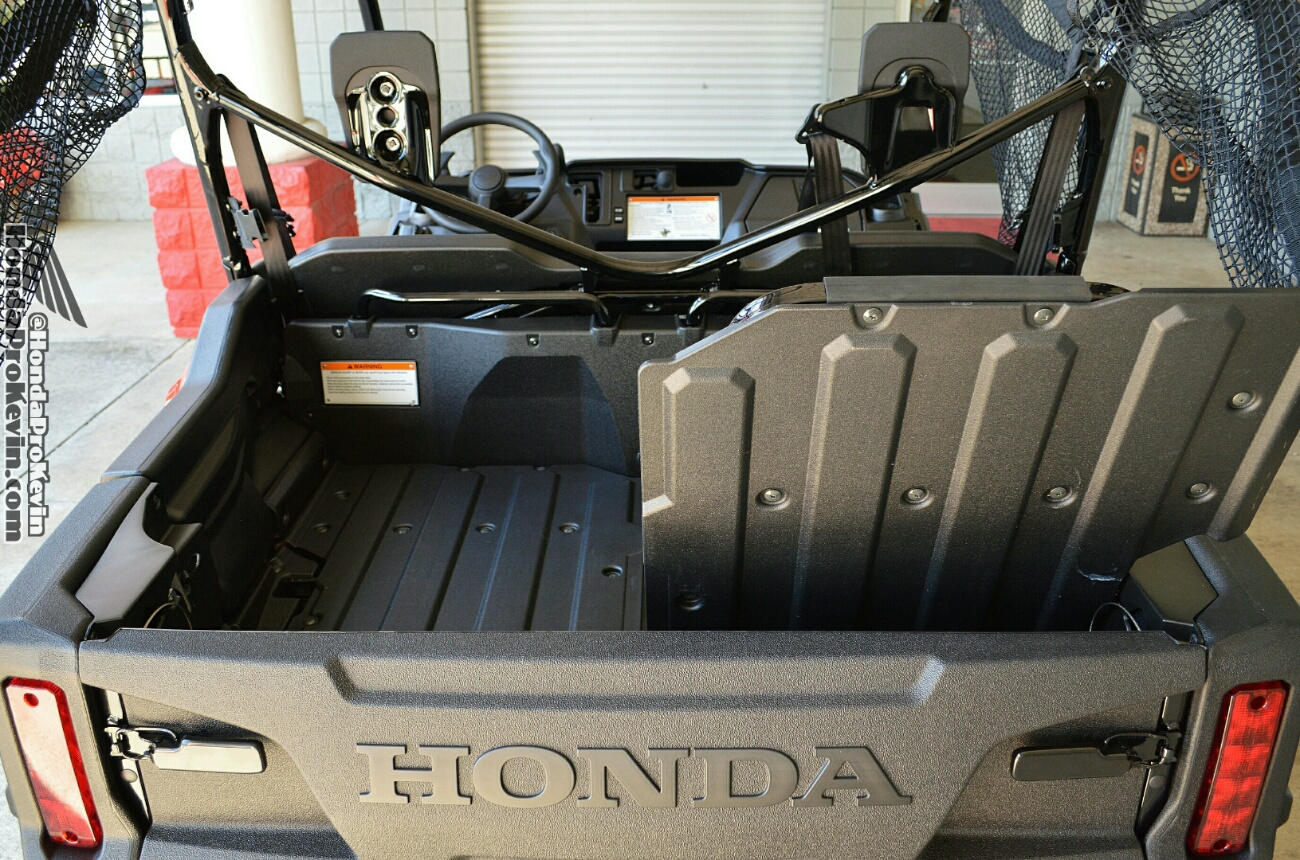 2016 Pioneer 1000 5 Drive Review All New Honda Side By