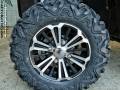 Honda Pioneer 1000-5 Tires & Wheels - Review / Specs - Side by Side ATV / UTV / SxS / Utility Vehicle 4x4 - SXS1000 - SXS10M5
