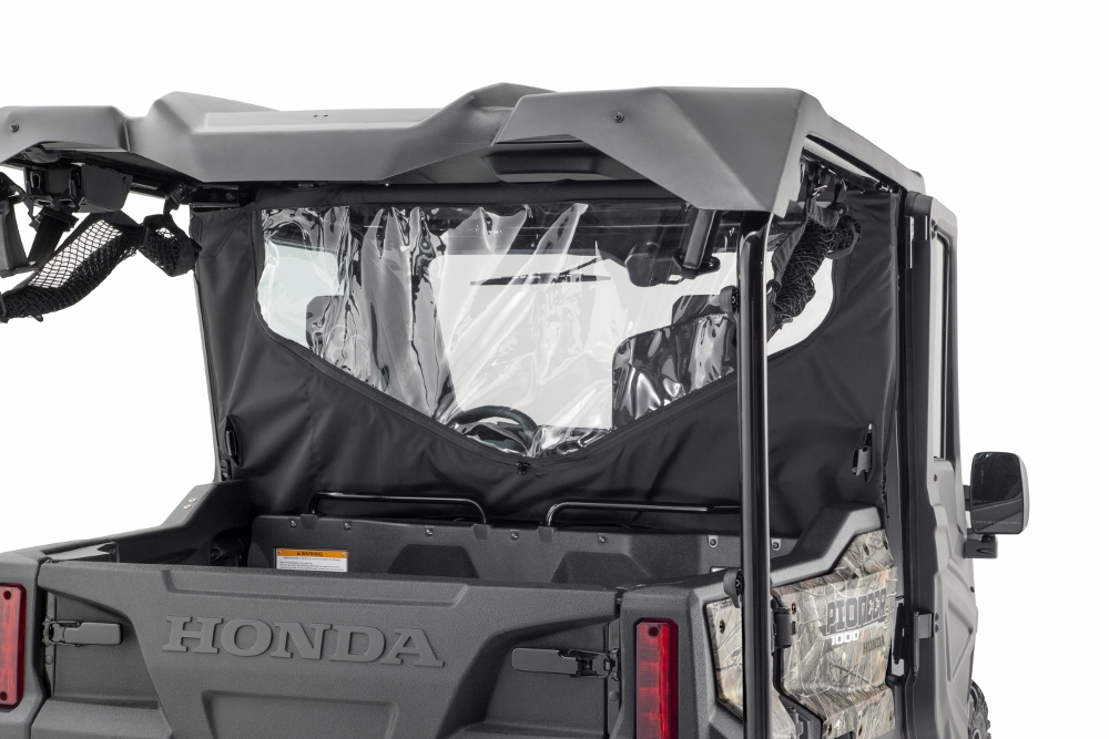2018 2016 Honda Pioneer 1000 Amp 1000 5 Accessories Review