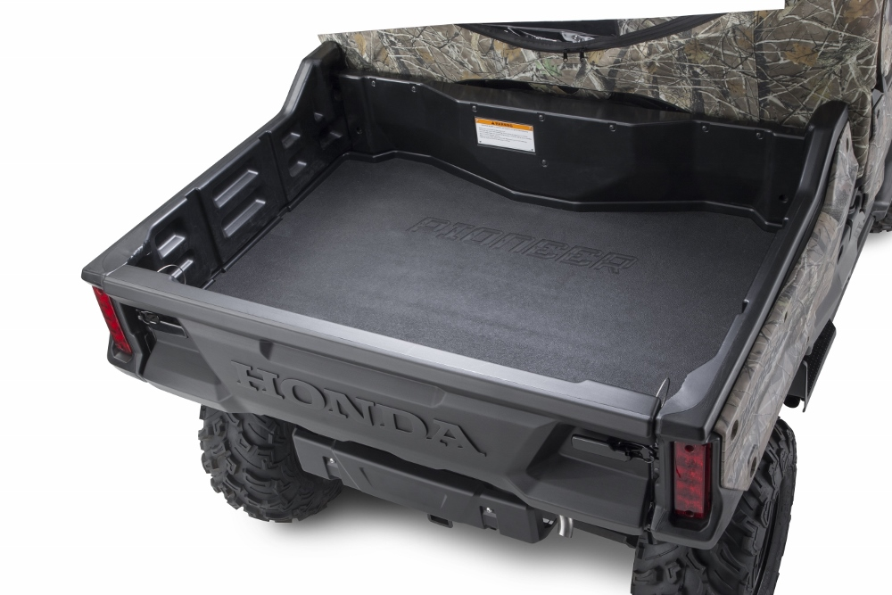 Honda Pioneer 1000 bed liner accessories utv side by side atv sxs utility vehicle deluxe eps 2016 2018 honda pioneer 1000 parts & accessories review honda honda pioneer 500 wiring harness at crackthecode.co