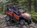 2017 Honda Pioneer 1000-5 Deluxe Review / Specs - Side by Side ATV / UTV / SxS Utility Vehicle - SXS10M5D