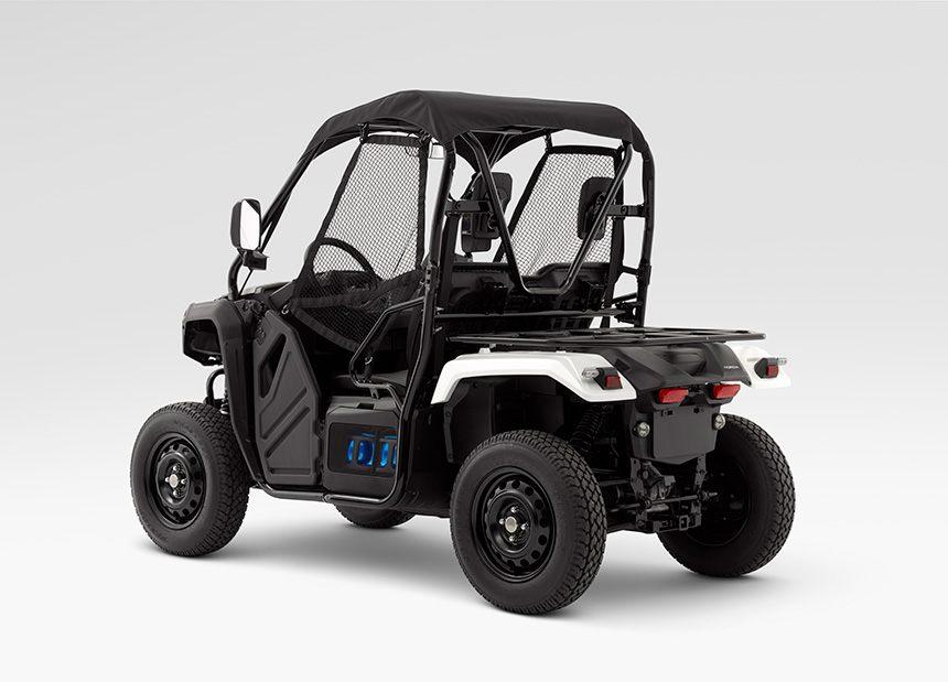 Side By Side Utv >> 2020 Honda Side By Side Models Are Electric Utv Atv The