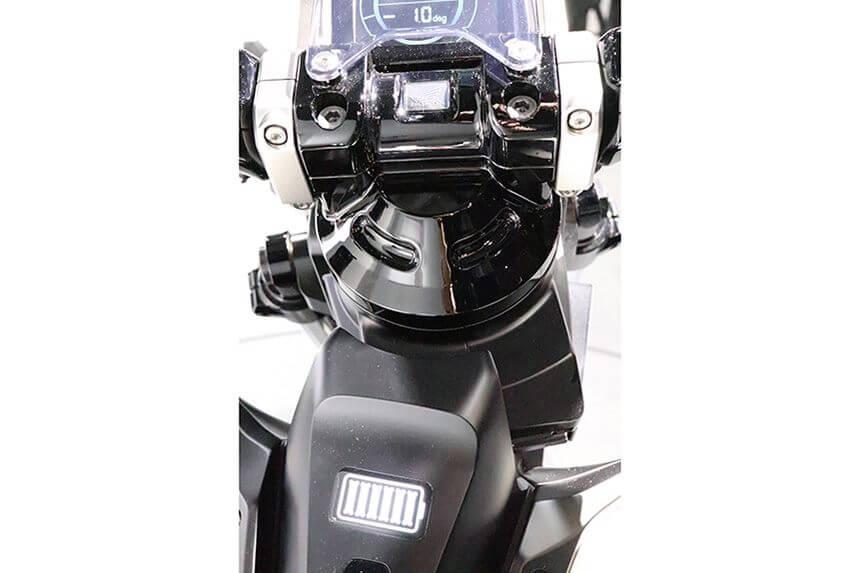 2019 Electric Motorcycles From Honda Self Balancing