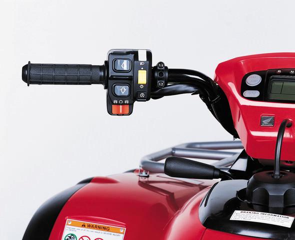 2018 Honda Rincon 680 ATV Review / Specs - TRX680FA 4x4