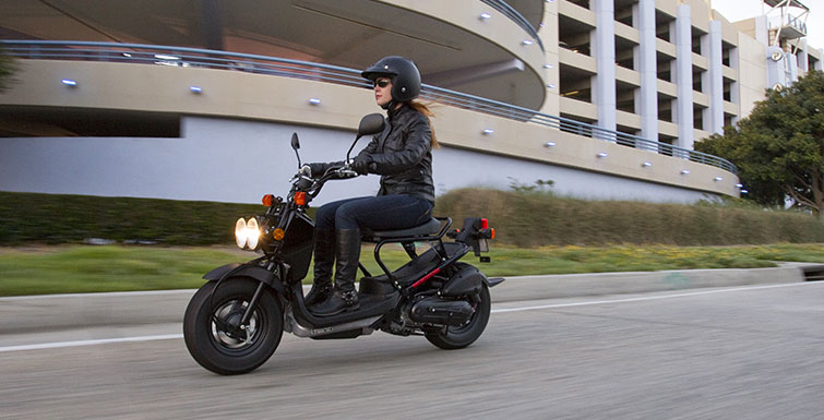 2018 Honda Ruckus Review Of Specs Features 49cc Scooter Nps50
