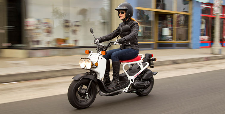 Technical 2018 Honda Ruckus Specifications