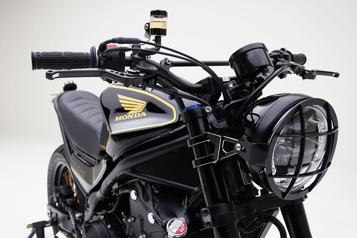 Custom Honda Cb500 S Scrambler Motorcycle Cbr Parts