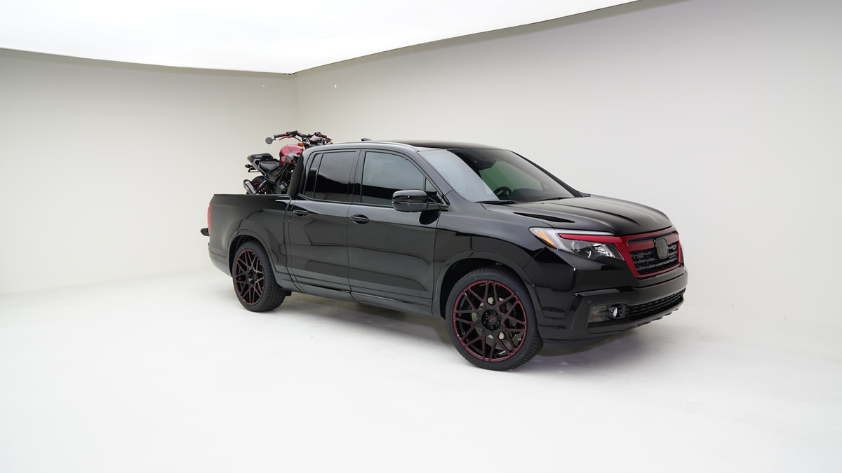 custom honda cb500f naked cbr sport bike ridgeline truck sema 2016 honda pro kevin. Black Bedroom Furniture Sets. Home Design Ideas