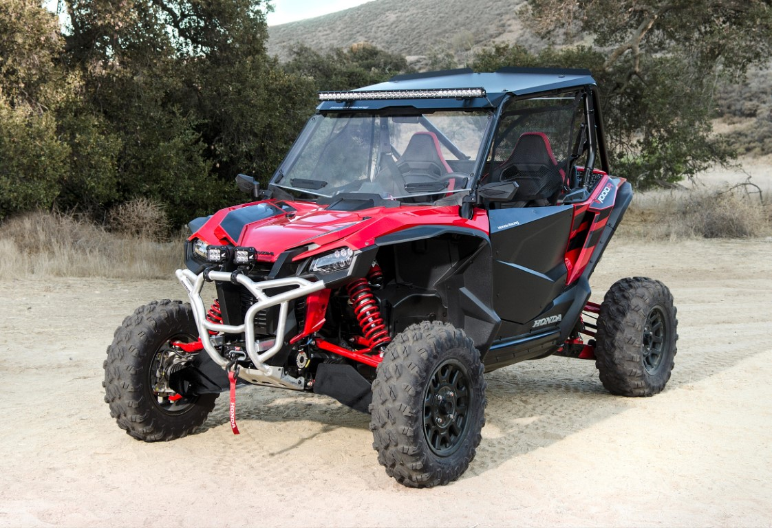 2019 Honda TALON 1000 Accessories Review / Specs