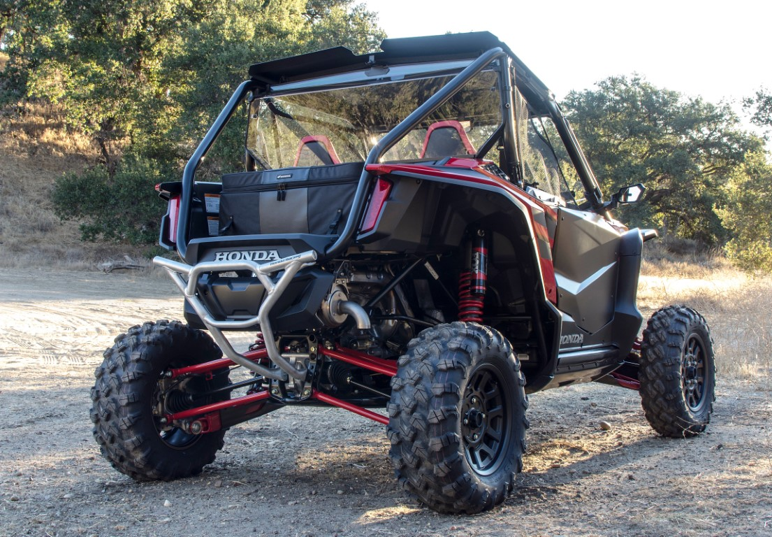 2019 Honda TALON 1000R & 1000X Accessories Review: Price, Pictures and Videos + More...