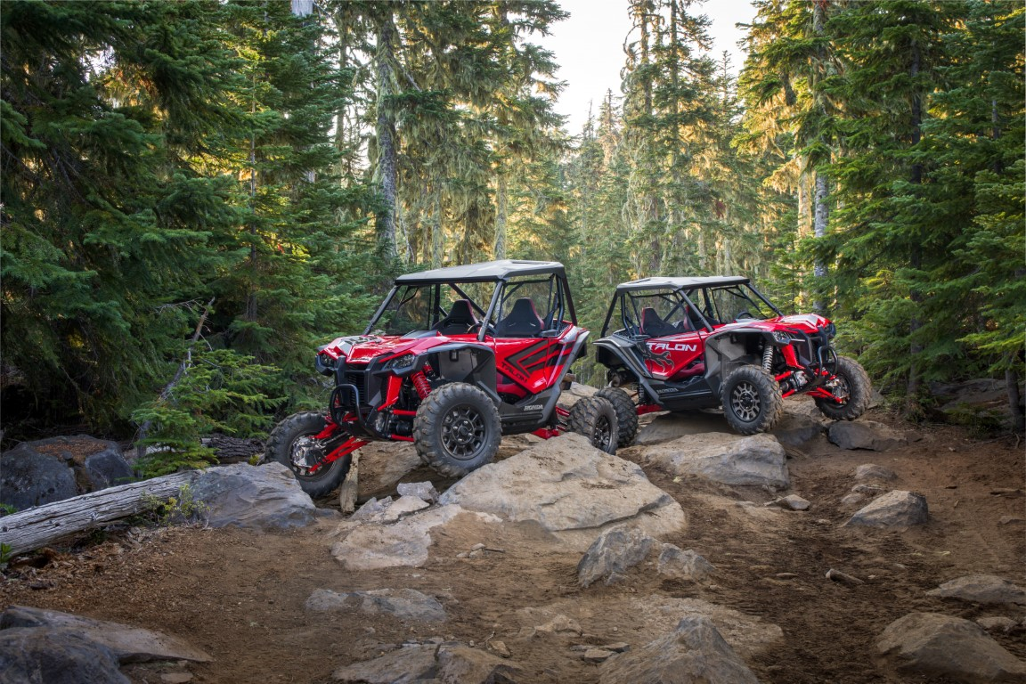 2019 Honda TALON 1000R VS 1000X Model Differences Explained