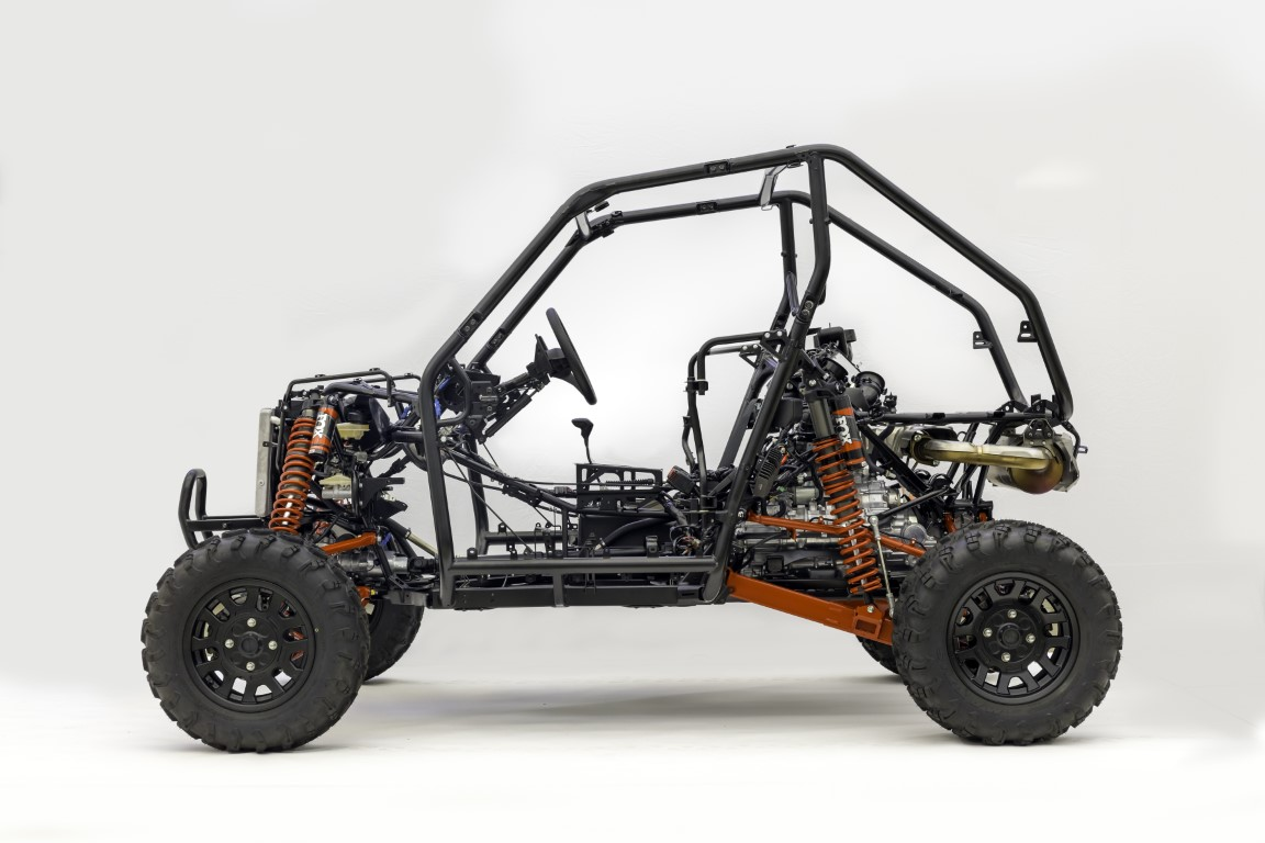 2019 Honda TALON 1000 R + X Chassis / Testing / Design / R&D