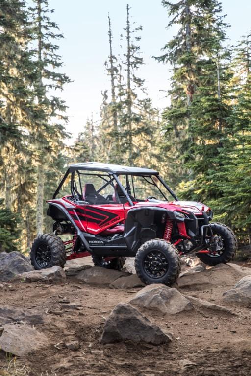 Utv Rear View Mirror >> Official: NEW 2019 Honda TALON 1000 Models Released: 1000R & 1000X