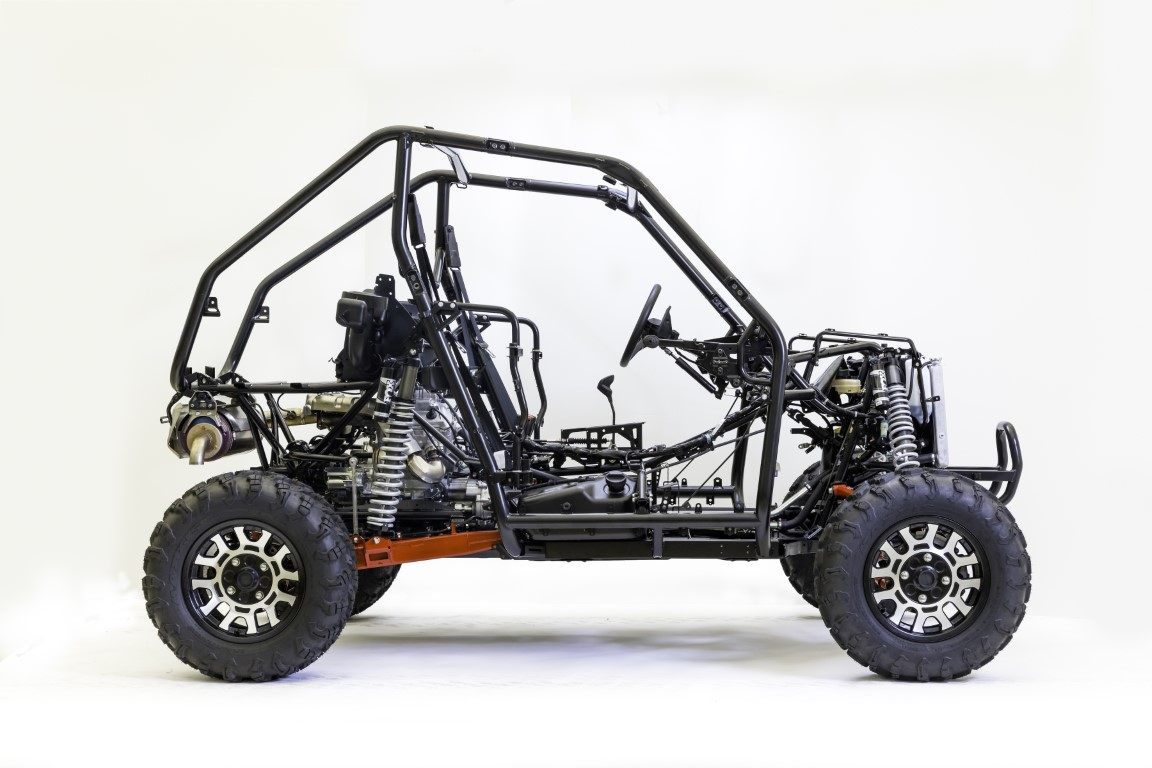 2019 Honda TALON 1000X Frame / Chassis + Roll Cage