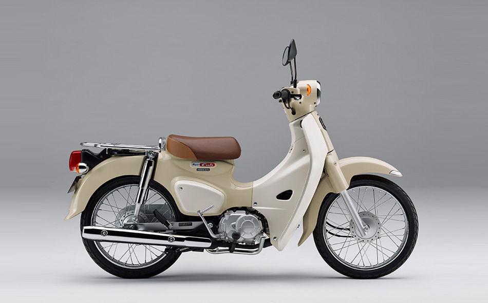 2019 Honda Super Cub 110 Scooter - Tokyo Motor Show 2017