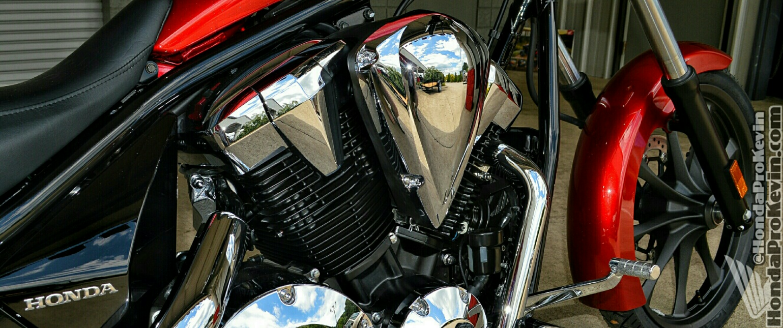 2015 Honda Fury 1300 Motorcycle / Chopper