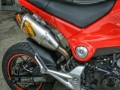 Custom Honda Grom MSX 125 FMF Exhaust Brakes Wheels Tires