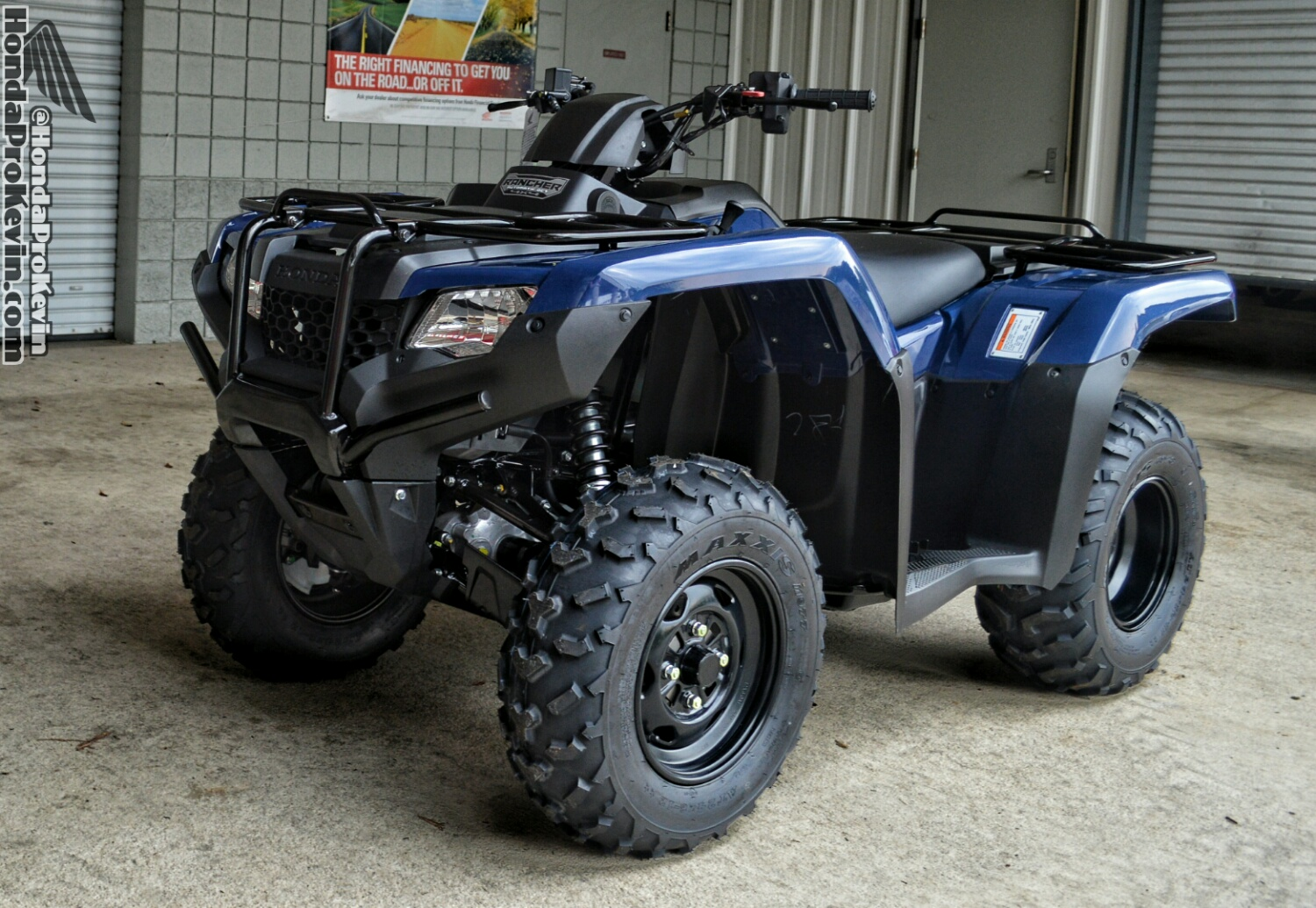 2017 Honda Atv Models Lineup Review Rancher 420 Foreman ...