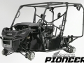 Honda Pioneer 1000 Review - Side by Side ATV / UTV / SxS / 4x4 Utility Vehicle