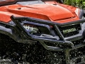 Honda Pioneer 1000 Front Bumper Brush Guard - Review / Specs - HP Performance / Price / Side by Side ATV / UTV / SxS / 4x4 Utility Vehicle