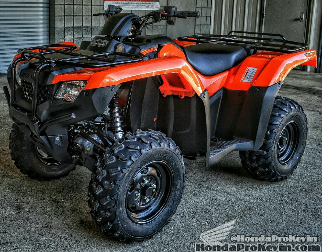 Honda-Pro Kevin - Page 3 of 7 - Honda Motorcycles / ATVs / UTVs ...