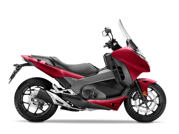 2017 Honda Integra DCT Review / Specs - Automatic Motorcycle / Scooter