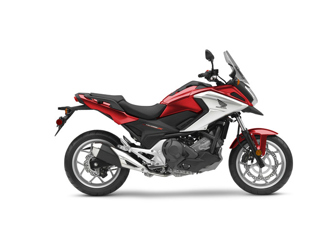 2017 Honda NC700X / NC750X DCT Review / Specs - Automatic NC 700 Motorcycle / Bike