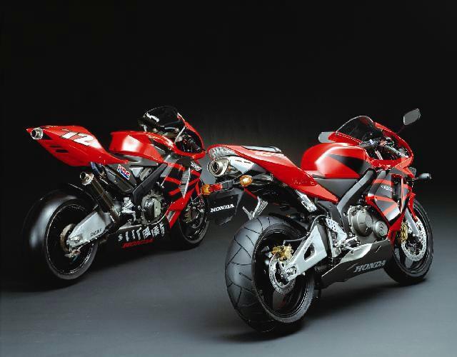 Honda CBR600RR Sport Bike Review / Specs - CBR & RC211V MotoGP Race Bikes / Motorcycles