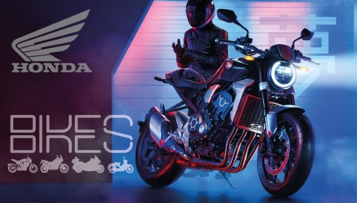 Honda Motorcycles | Model Lineup Review & Specs + More!