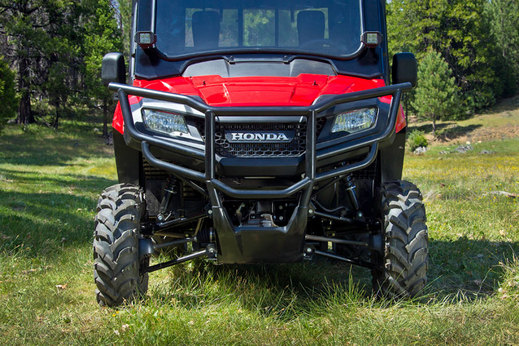 2016 Honda Pioneer 700 Review - Specs - Side by Side / UTV / SxS / ATV - SXS700 M4